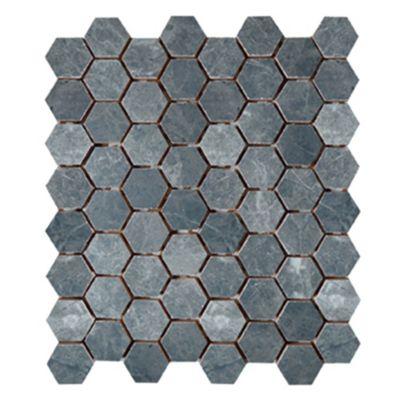 Malla mosaico 26 x 30 Hexagonal lunel 0.078 m2