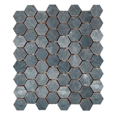 Malla mosaico 26 x 30 Hexagonal lunel 0.78 m2