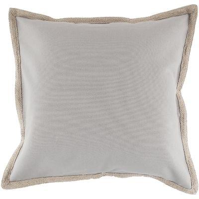 Almohadón para silla Terraza Yute taupe 50 x 50 cm
