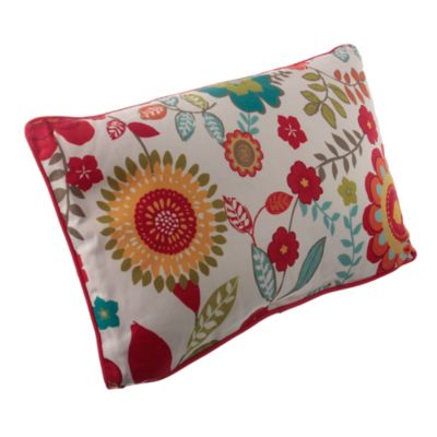 Almohadón para silla Terraza Floral 50 x 50 cm