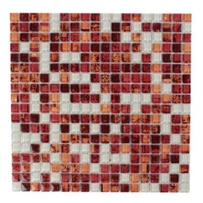 Malla 30 x 30 India rojo 0.09  m2