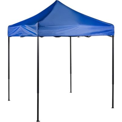 Gazebo 2 x 2 plegable azul