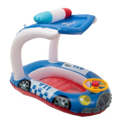 Asiento flotador de autos Kiddie UV careful