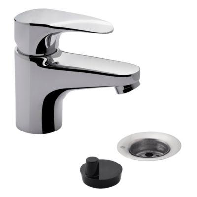 Grifería monocomando para lavamanos bajo Melincué 0181/C9