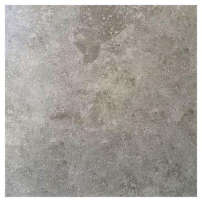 Porcelanato mate 80 x 80 Concreto gris 2.56 m2