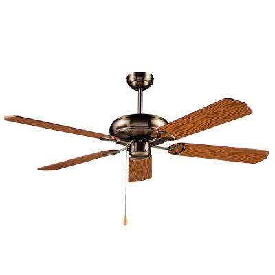 Ventilador de techo Sid 5 aspas bronce