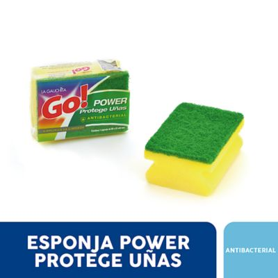 Esponja protege uñas