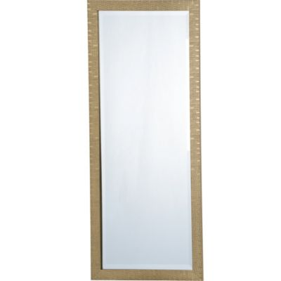 Espejo decorativo Dorado Lux 50 x 120 cm