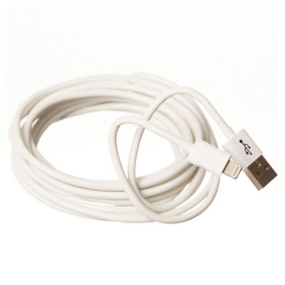 Cable USB macho a Apple Iphone