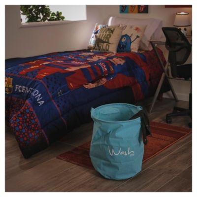Cesto de ropa 35 x 45 cm Azul