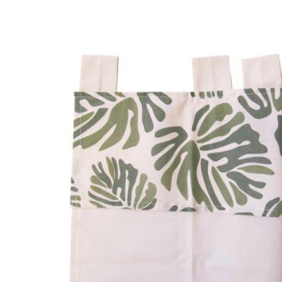 Cortina de cocina 1 paño hojas