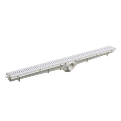 Rejilla lineal 70 x 5 cm PVC