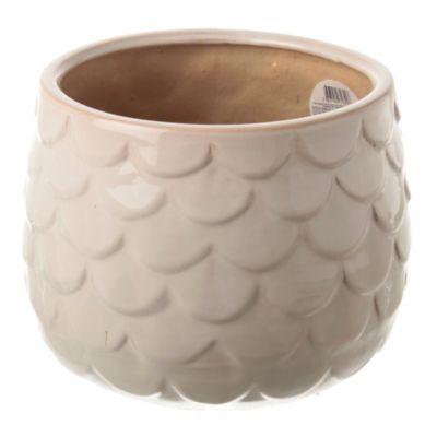 Maceta cerámica egipto 30 x 23 cm grande