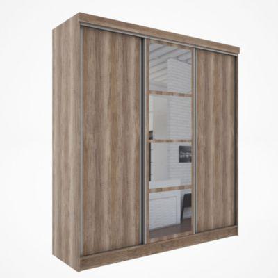 Placard 3 puertas con 3 cajones Reflex nebraska