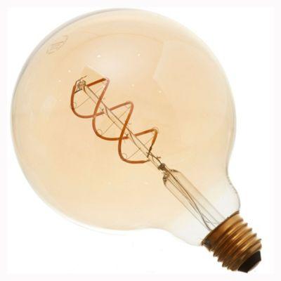 Lámpara Globo golden 5w