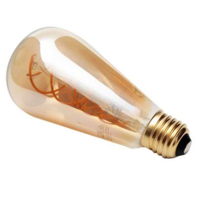 Lámpara Vintage golden 5w