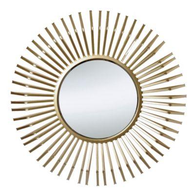 Espejo decorativo redondo Teramo 81 cm