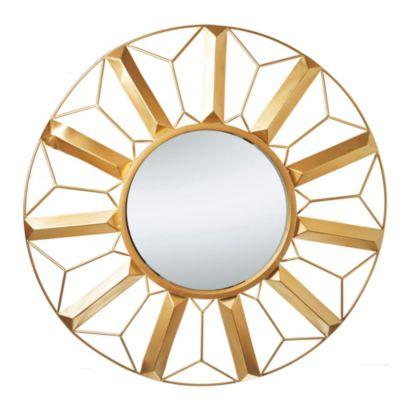 Espejo decorativo redondo Portici 83 cm