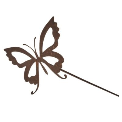 Pinche hierro mariposa 100 cm