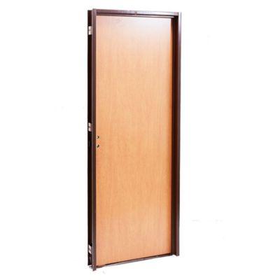 Puerta placa Practika  cedro MCH 70/10 derecha