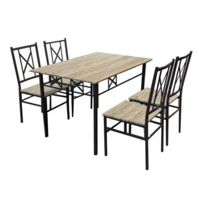Set comedor mesa + 4 sillas