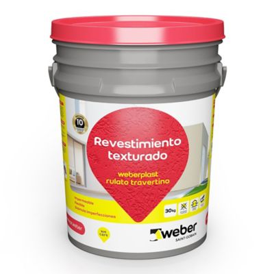 Weberplast RTM blanco x 30 kg