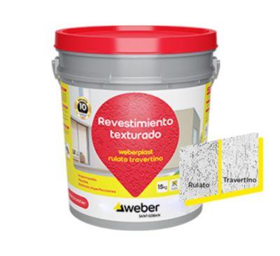 Weberplast rtm blanco x15 kg