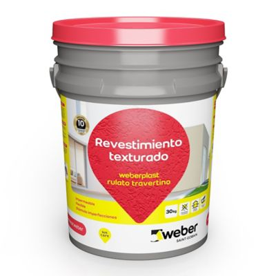 Weberplast RTM cuero x 30 kg
