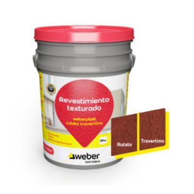 Weberplast RTM terracota x 30 kg