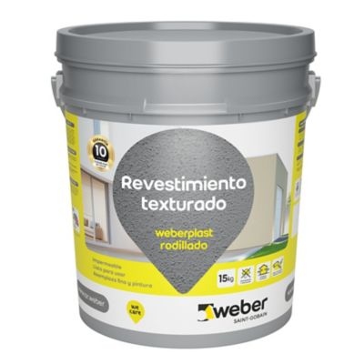 Weberplast rod blanco x15 kg