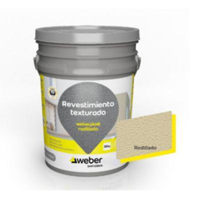 Weberplast Rodillado piedra par 30kg
