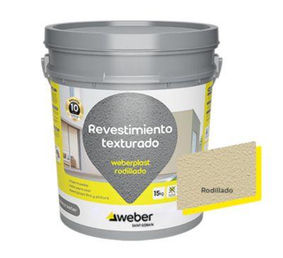 Weberplast rod piedra par 15kg