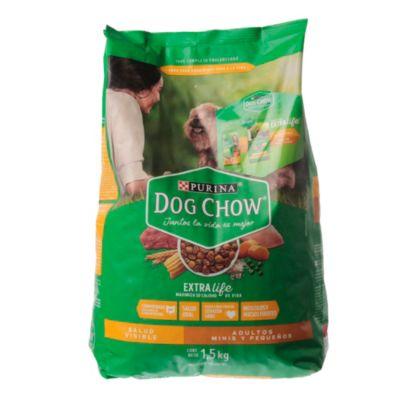 Alimento para perro raza pequeña 1.5 kg