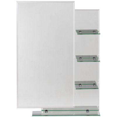 Espejo para baño 50 x 70 cm con repisa