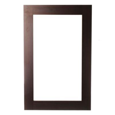 Espejo para baño rectangular Discovery 50 x 78 cm Roble Dackar