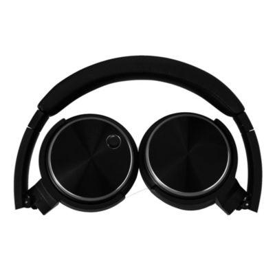 Auricular inalámbrico bluetooth negro