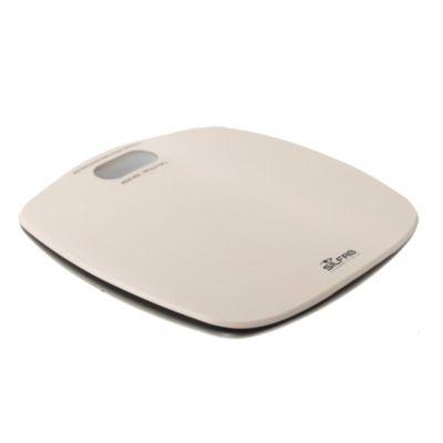 Balanza electrónica de baño blanca hasta 180 kg