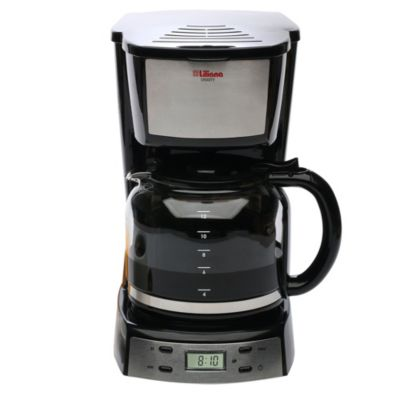 Cafetera eléctrica programable 1.8 litros