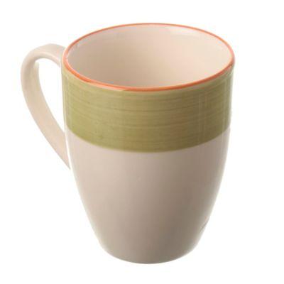 Mug de cerámica 300 ml verde