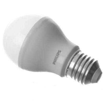 Lámpara LED bulbo 9w cálida