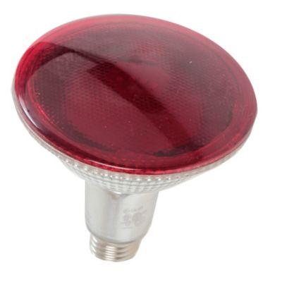 Lámpara LED PAR38 E27 14w Rojo
