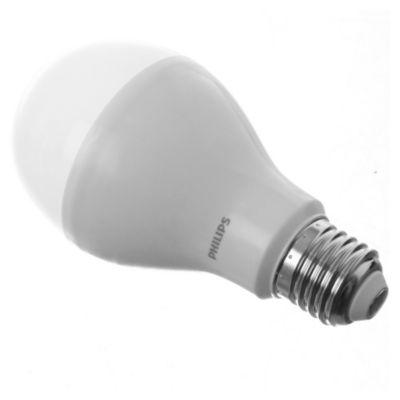 Lámpara LED 14.5 w E27 cálida