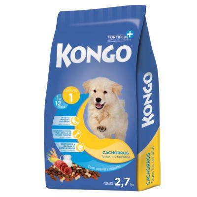 Alimento para cachorros 2.7 kg