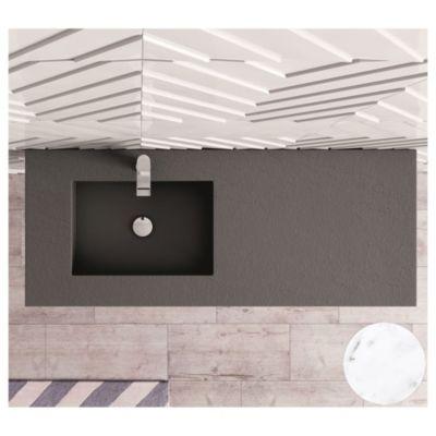 Bacha pizarra/blanco 110 cm