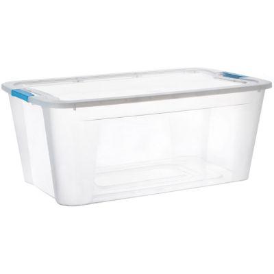 Caja plástica ultraforte 46 L