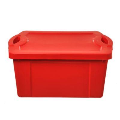 Caja organizadora fullbox 55 L roja