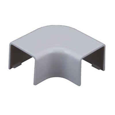 Accesorio ángulo plano 90 20 x 20 Blanco
