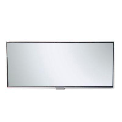 Alacena 60 cm 1 puerta elevable vidrio negro