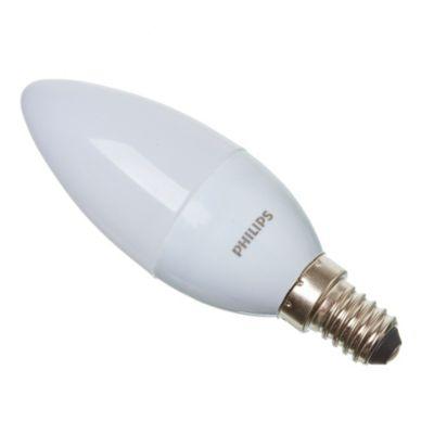 Lámpara LED Vela 5-0 w E14 Cálida