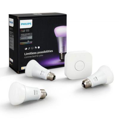 Hue Starter kit 3 luces